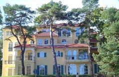 Apartamento 1556396 para 3 personas en Ostseebad Baabe