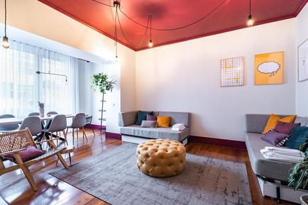 Für 8 Personen: Hübsches Apartment / Ferienwohnung in der Region Costa de Lisboa
