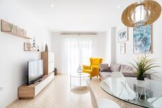 Apartamento 1557230 para 5 personas en Conil de la Frontera