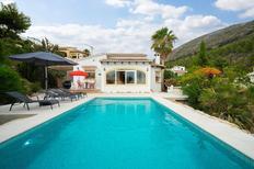 Rekreační dům 1557446 pro 6 osob v Benitatxell
