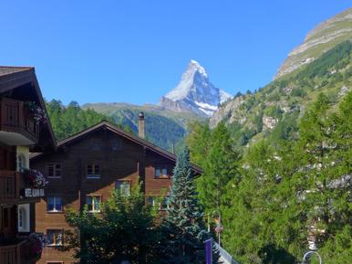 Für 4 Personen: Hübsches Apartment / Ferienwohnung in der Region Zermatt