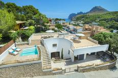 Holiday home 1558716 for 8 persons in Cala de Sant Vicenç