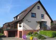 Rekreační byt 1558887 pro 3 osoby v Friedenweiler