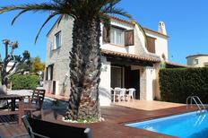 Holiday home 1558973 for 4 adults + 2 children in Torroella de Montgri