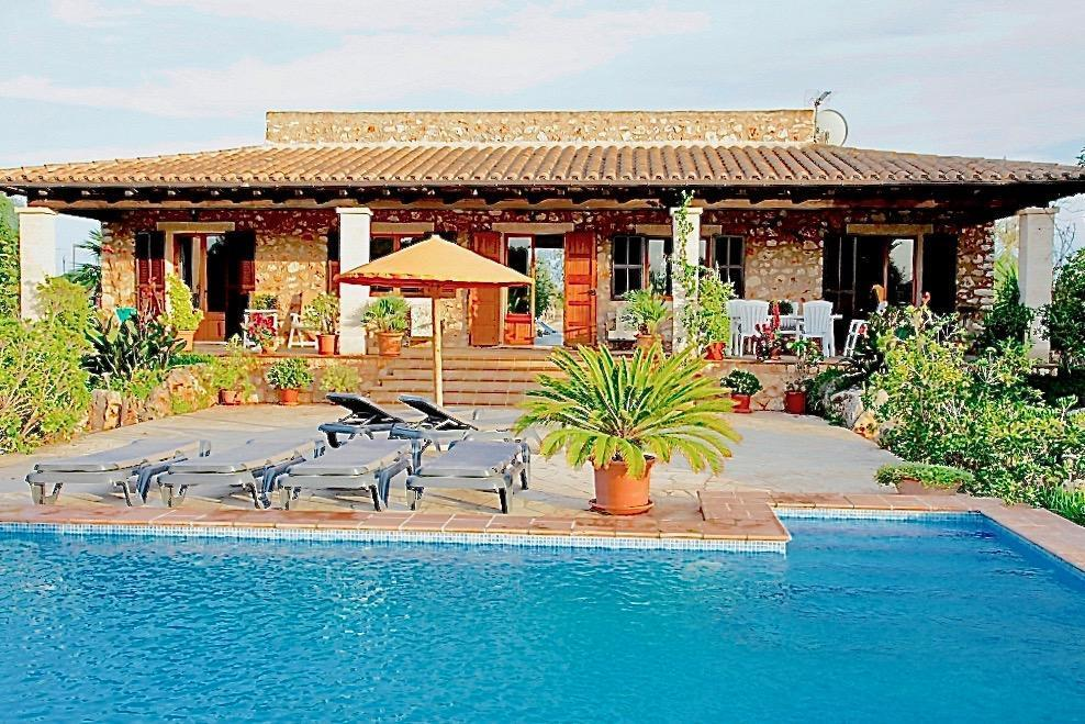Ferienhaus mit Privatpool für 6 Personen ca 200 m² in Campos Mallorca Südküste von Mallorca