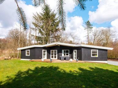 Gemütliches Ferienhaus : Region Friesland (Dänemark) für 8 Personen