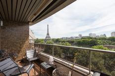 Appartement 1561015 voor 6 personen in Paris-Passy-16e