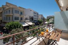 Appartement 1561062 voor 6 personen in Heraklion