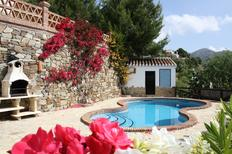 Holiday home 1561153 for 6 adults + 1 child in Competa