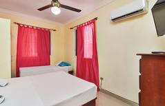 Appartement 1562324 voor 2 volwassenen + 1 kind in Santo Domingo Este