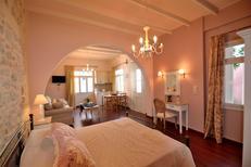 Appartement 1563654 voor 2 personen in Rethymnon
