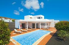 Holiday home 1564207 for 8 persons in Playa Blanca