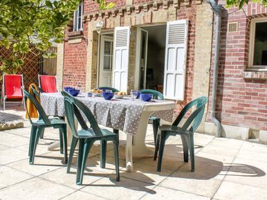 Gemütliches Ferienhaus : Region Deauville für 6 Personen