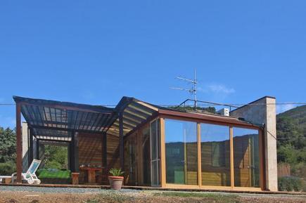 Gemütliches Ferienhaus : Region Elba für 7 Personen