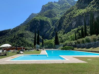Für 4 Personen: Hübsches Apartment / Ferienwohnung in der Region Trentino