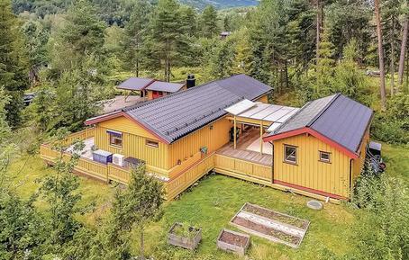 Gemütliches Ferienhaus : Region Vestfold für 7 Personen