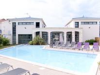 Appartement 1567828 voor 4 personen in Saint-Palais-sur-Mer