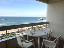 Holiday apartment 1568784 for 4 persons in Biarritz