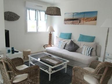 Für 7 Personen: Hübsches Apartment / Ferienwohnung in der Region Capbreton