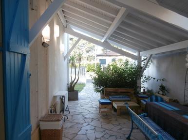 Für 8 Personen: Hübsches Apartment / Ferienwohnung in der Region Capbreton
