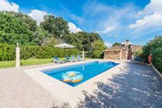 Casa de vacaciones 1569196 para 4 personas en Búger