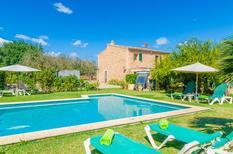 Rekreační dům 1569240 pro 6 osob v Campanet