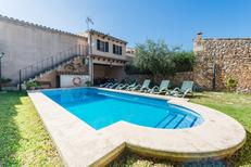 Holiday home 1569283 for 6 persons in Llubi