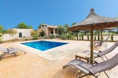 Maison de vacances 1570017 pour 6 personnes , Campos