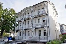 Holiday apartment 1570574 for 4 adults + 1 child in Ostseebad Göhren