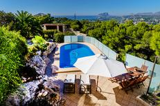 Holiday home 1571437 for 10 persons in Moraira