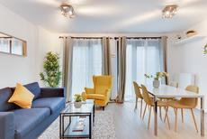 Holiday apartment 1571873 for 4 persons in City of Brussels