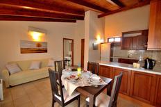 Appartement 1572762 voor 3 personen in Rethymnon