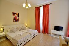 Appartement 1572764 voor 3 personen in Rethymnon