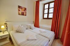 Appartement 1572766 voor 2 personen in Rethymnon