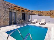 Maison de vacances 1572769 pour 3 personnes , Triopetra