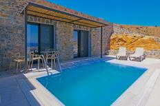 Holiday home 1572771 for 3 persons in Triopetra
