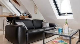 Appartement 1572845 voor 2 personen in Quimper