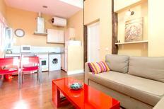 Appartement de vacances 1573073 pour 5 personnes , Madrid