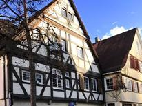 Ferienwohnung 1573236 für 4 Personen in Tübingen