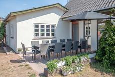 Ferienhaus 1573606 für 12 Personen in Egsmark Strand