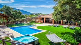 Rekreační dům 1573779 pro 12 osob v Alhaurin el Grande