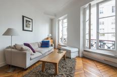 Appartamento 1574194 per 2 persone in Paris-Temple-3e