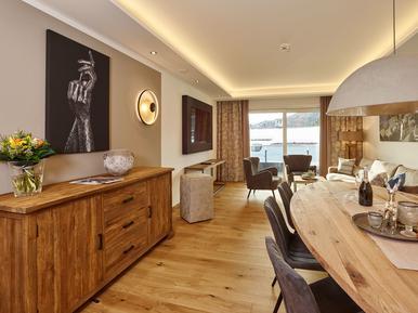 Für 8 Personen: Hübsches Apartment / Ferienwohnung in der Region Seefeld in Tirol