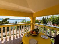 Appartamento 1575165 per 2 persone in Crikvenica