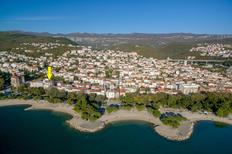 Holiday apartment 1575252 for 4 persons in Crikvenica
