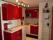 Appartement 1576792 voor 5 personen in Sete