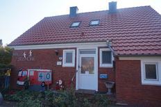 Appartement 1576886 voor 3 personen in Carolinensiel