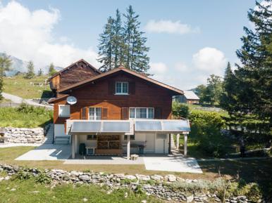 Für 9 Personen: Hübsches Apartment / Ferienwohnung in der Region Ostschweiz