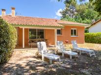 Casa de vacaciones 1578896 para 6 personas en Contis-Plage