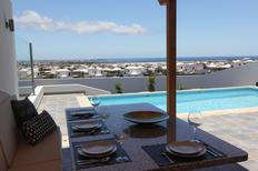 Holiday home 1579556 for 6 persons in Playa Blanca